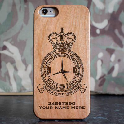RAF 5 Force Protection Wing Headquarters Phone Case