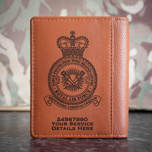 RAF 7 Force Protection Wing Headquarters Credit Card Wallet