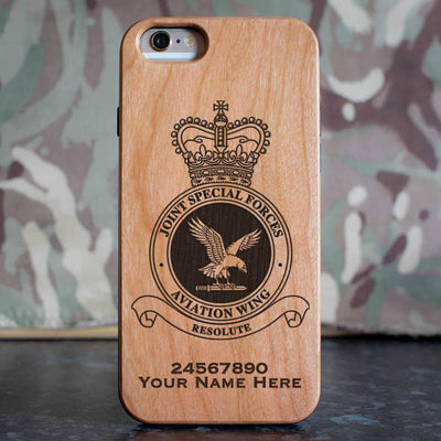 RAF Joint Special Forces Aviation Wing Phone Case