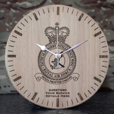 RAF Tactical Imagery Intelligence Wing Oak Clock