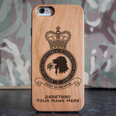 RAF Joint Aircraft Recovery and Transportation Squadron Phone Case