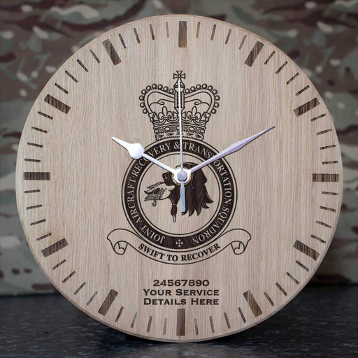 RAF Joint Aircraft Recovery and Transportation Squadron Oak Clock