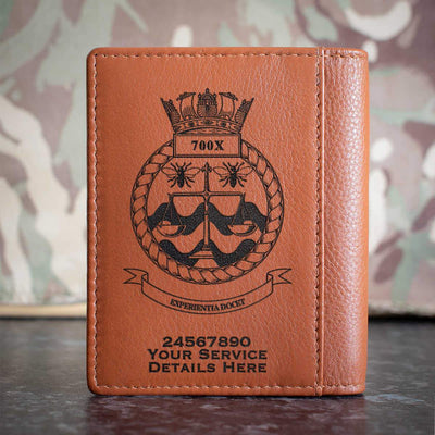 700 Naval Air Squadron Credit Card Wallet
