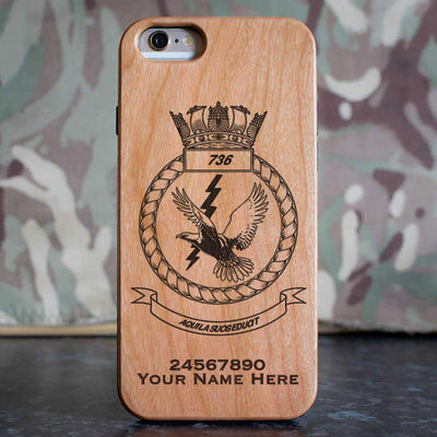 736 Naval Air Squadron Phone Case