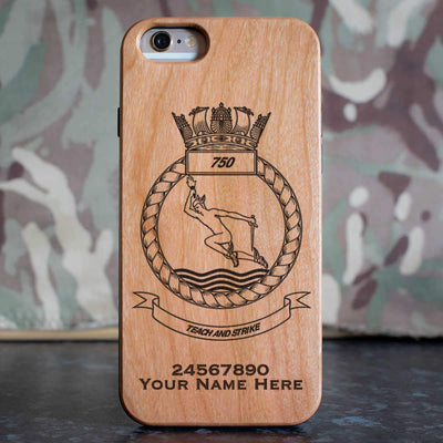750 Naval Air Squadron Phone Case