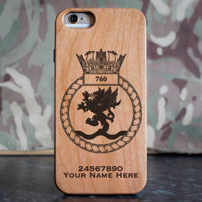 760 Naval Air Squadron Phone Case