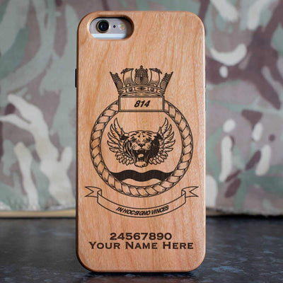 814 Naval Air Squadron Phone Case