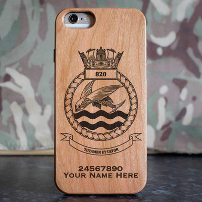 820 Naval Air Squadron Phone Case
