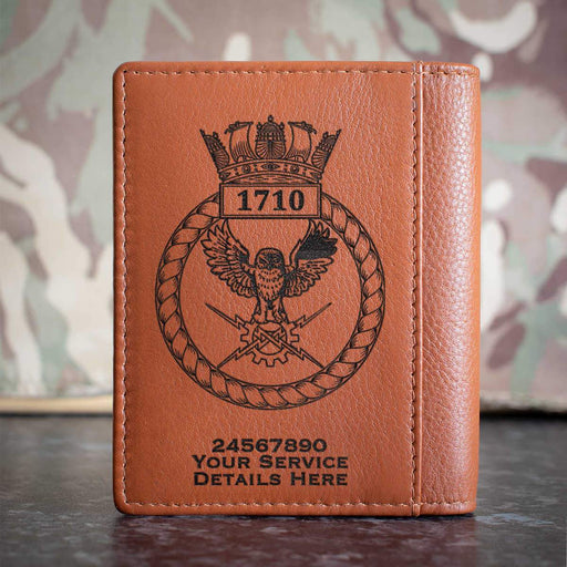 1710 Naval Air Squadron Credit Card Wallet