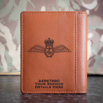 Fleet Air Arm Wings Credit Card Wallet