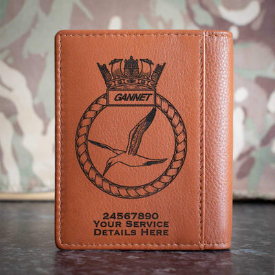 Gannet Credit Card Wallet