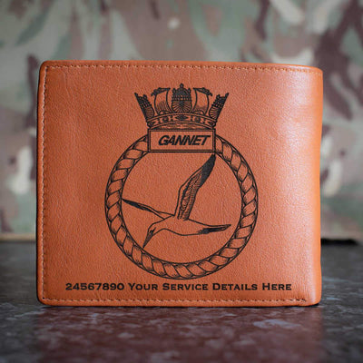 Gannet Leather Wallet