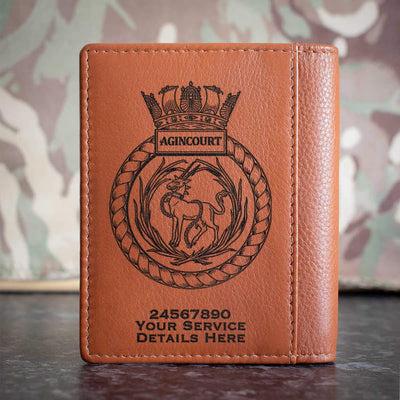 Agincourt Credit Card Wallet