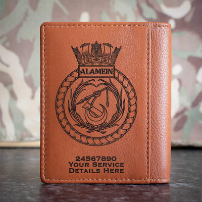 Alamein Credit Card Wallet