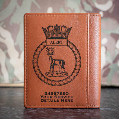 Alert Credit Card Wallet