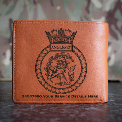 Anglesey Leather Wallet