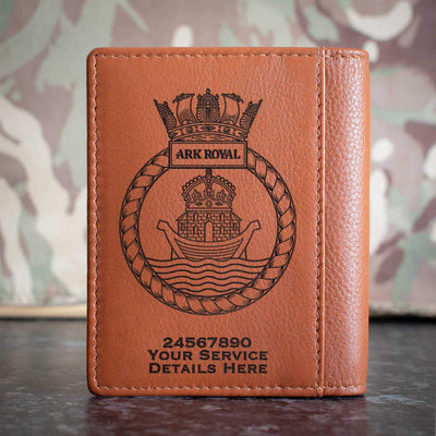 Ark Royal Credit Card Wallet