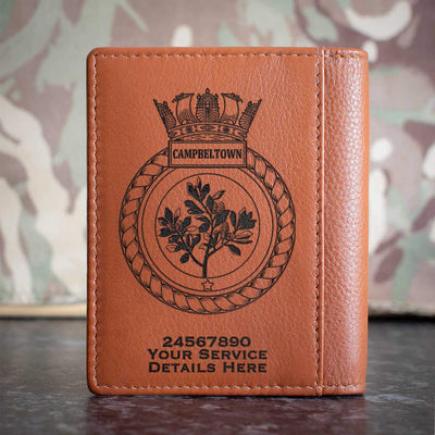 Campbeltown Credit Card Wallet