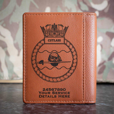 Cutlass Credit Card Wallet
