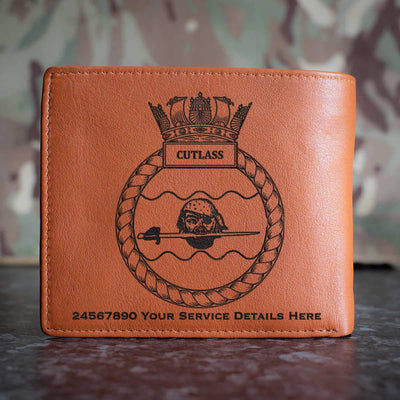 Cutlass Leather Wallet