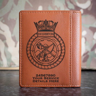 Dulverton Credit Card Wallet