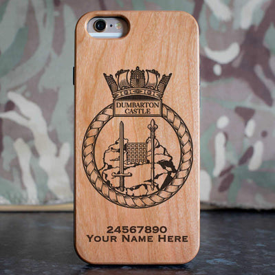 Dumbarton Castle Phone Case