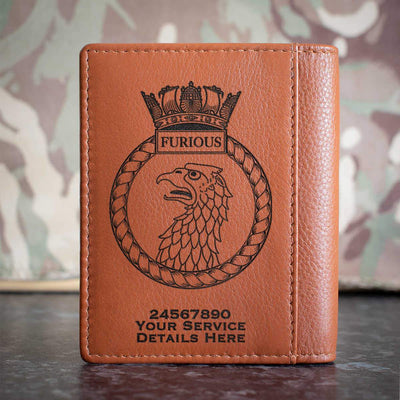 Furious Credit Card Wallet