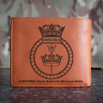 Invincible Leather Wallet