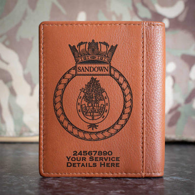 Sandown Credit Card Wallet