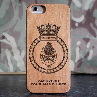 Sandown Phone Case