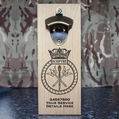 Sceptre Wall-Mounted Bottle Opener