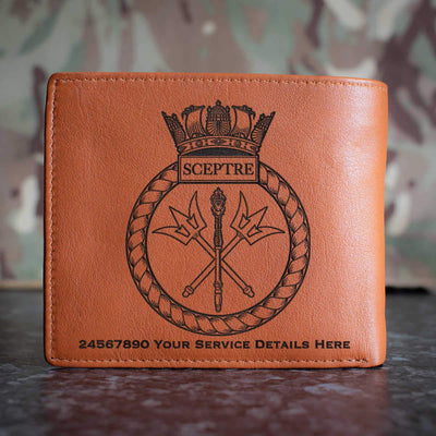 Sceptre Leather Wallet