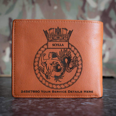 Scylla Leather Wallet