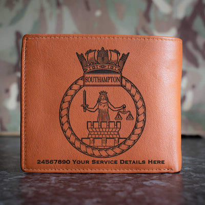Southampton Leather Wallet