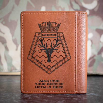 Tarbatness Credit Card Wallet