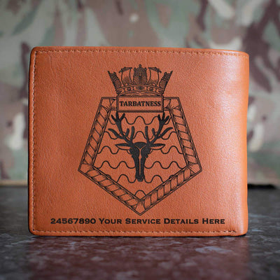 Tarbatness Leather Wallet