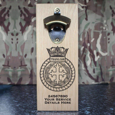 Trafalgar Wall-Mounted Bottle Opener