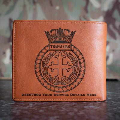 Trafalgar Leather Wallet