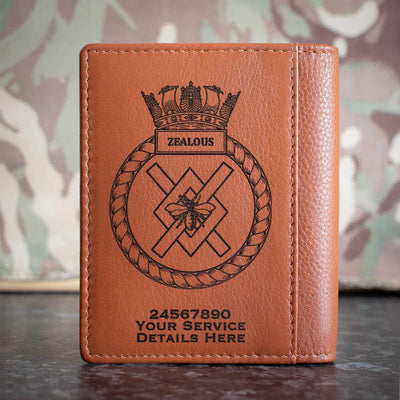 zealous Credit Card Wallet