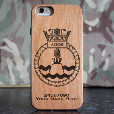 Albion Phone Case