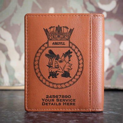 Argyll Credit Card Wallet