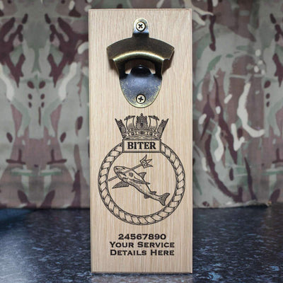 Biter Wall-Mounted Bottle Opener