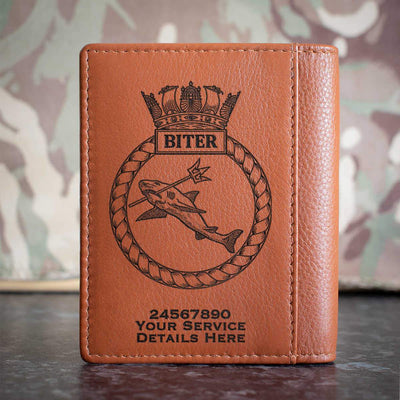 Biter Credit Card Wallet
