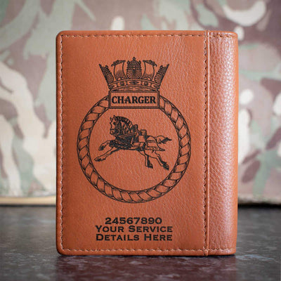 Charger Credit Card Wallet