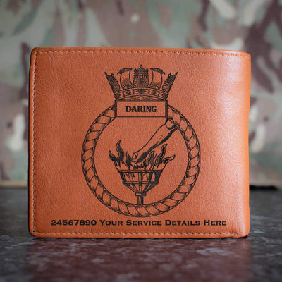 Daring Leather Wallet