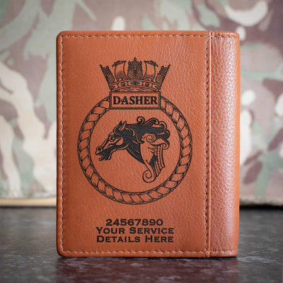 Dasher Credit Card Wallet