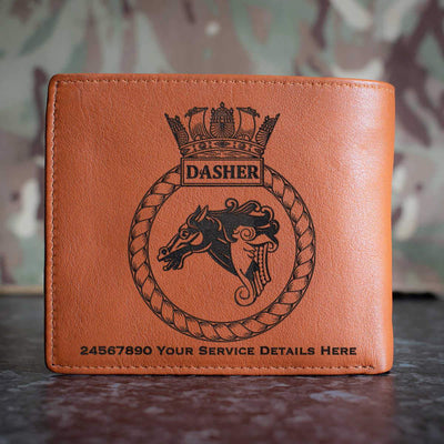 Dasher Leather Wallet