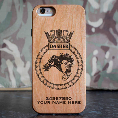 Dasher Phone Case