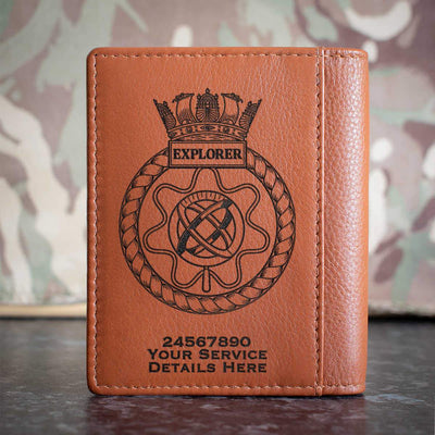Explorer Credit Card Wallet