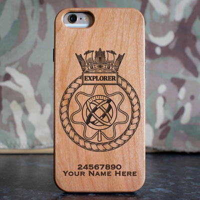 Explorer Phone Case